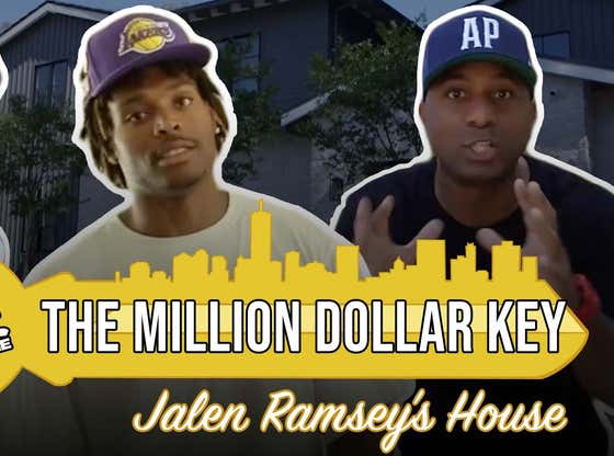 Jalen Ramsey Gave A Tour Of His $10 Million Home To Gillie and Couch Warrior Wallo