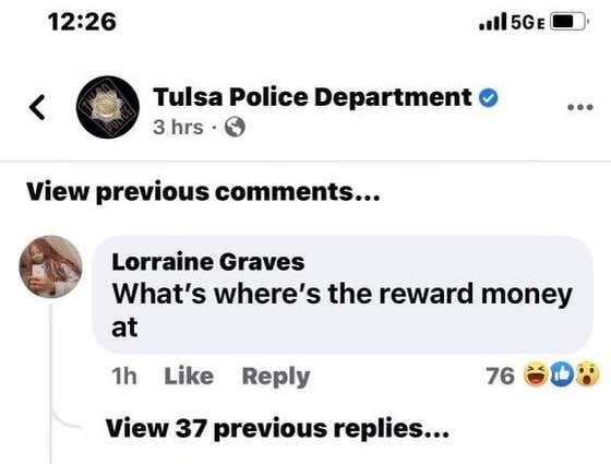 Possibly the Dumbest Person of All-Time Was Arrested After Commenting on a Most Wanted Post About Herself