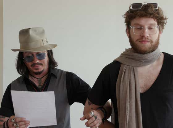 A-List Actors Reenact Our Favorite Rediscovering America Scene
