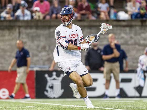 Lacrosse Receives Full Recognition Status By The International Olympic Committee, So Suck On That