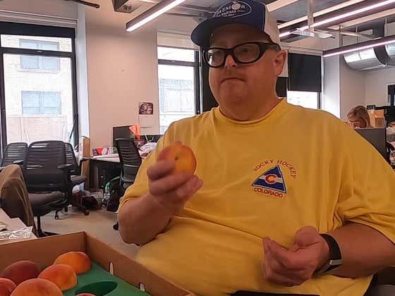 Frank's Fruit Review: Georgia Peach