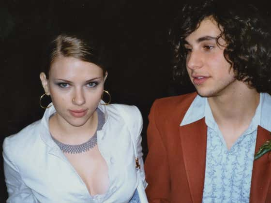 Jack Antonoff And Scarlett Johansson...Went To Prom Together?