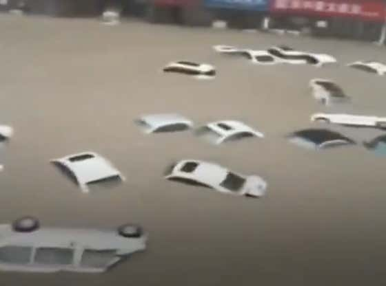 Flood Season Is Breaking Dams All Over China And The Videos Are Terrifying
