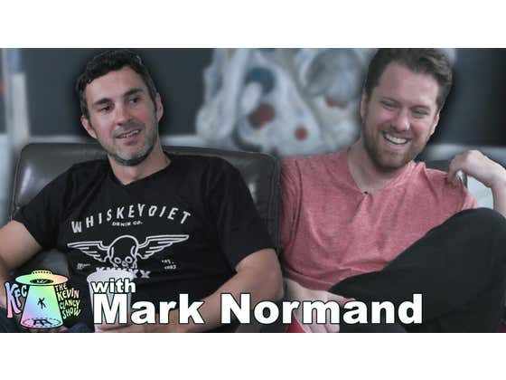 Numbers Never Lie (featuring Mark Normand) | The Kevin Clancy Show