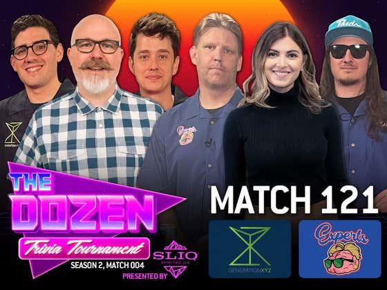Underdog Gen XYZ Returns With Jake Marsh Vs. PFT & The Experts  (The Dozen pres. by Sliq: Episode 121)