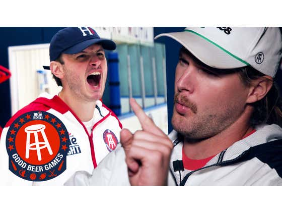 Hockey Competition Takes Over Barstool Sports