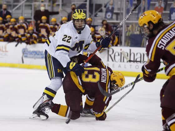 The Hughes Boys And Michigan Make History At First Round Of NHL Draft