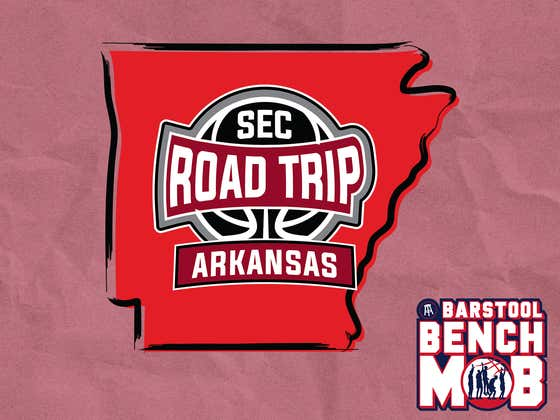 The Barstool Bench Mob Visits the University of Arkansas for an All-Access Experience With Coach Eric Musselman and the Razorbacks