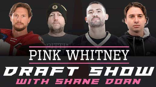 Pink Whitney Draft Show - With Special Guest Shane Doan