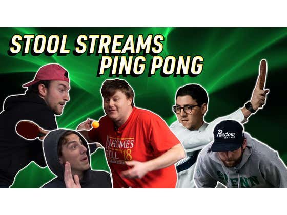 Last Call Before The Tournament: Everything You Need to Know Ahead of Stool Streams LX, Live at 2 PM ET
