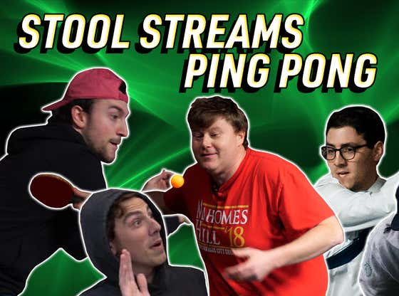 Stool Streams LX: $1000 Olympic Ping Pong Tournament Tuneup