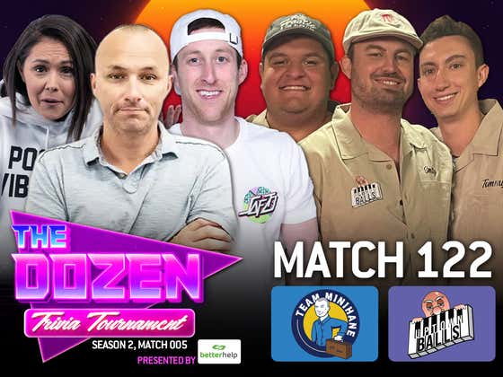 Controversial, Chaotic, & Historic Trivia Battle Between Team Minihane And Uptown Balls (The Dozen pres. by Better Help: Episode 122)