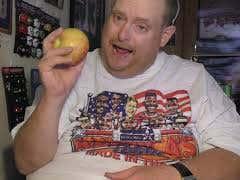 Frank's Fruit Review: Honey Crisp Apple