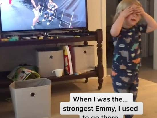 Footage Has Been Released Of A Women's Weightlifting Olympian, Reincarnated As A Little Girl - Let's Investigate