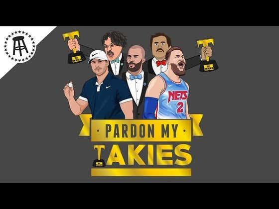 FULL VIDEO EPISODE: The 2021 Takie Awards Plus Blake Bortles, Blake Griffin & Brooks Koepka For Blake Of The Year