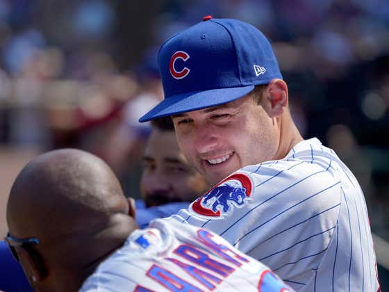 I WILL ALWAYS LOVE ANTHONY RIZZO