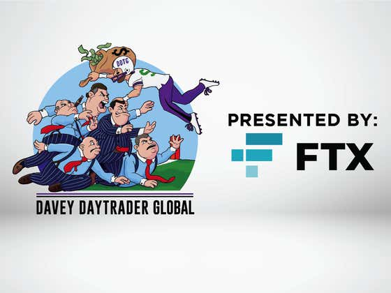 Davey Day Trader presented by FTX - September 16, 2021