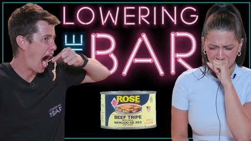 Barstool HQ Chows Down On Cow Stomach