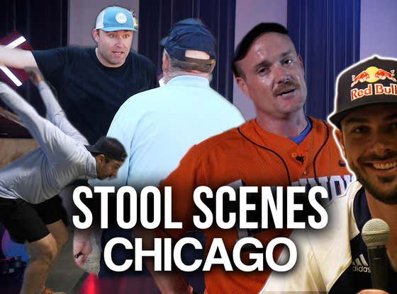 Chicago Stool Scenes Episode Two: Cookies, Kris Bryant, And Broad Jump Competition