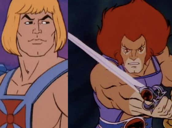 Masters Of The Universe or Thundercats?! Pick A Side!