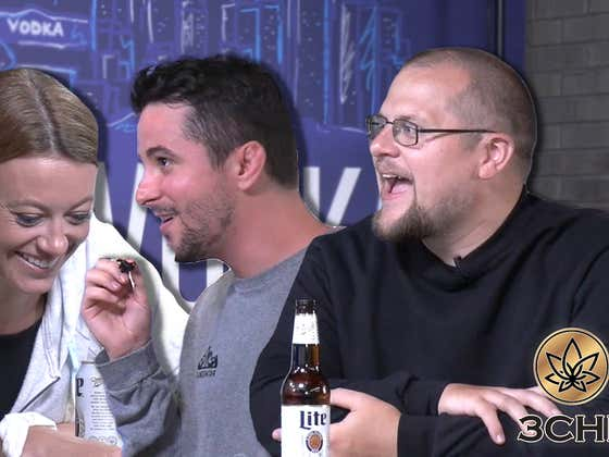 Live Reaction to Trent Breaking 100 - Friday Night Pints 64 Presented by 3CHI
