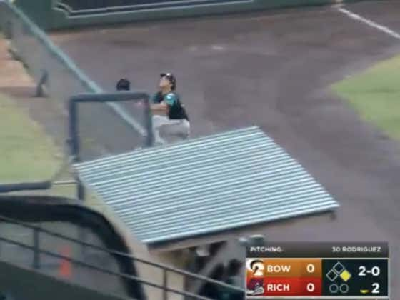 This Is The Best Catch I've Ever Seen That Didn't Count