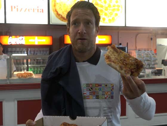 Barstool Pizza Review - Paddock Pizzeria (Saratoga Springs, NY)