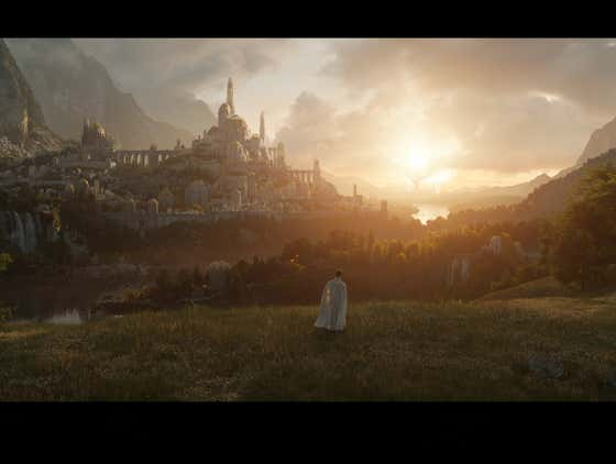 We Have Our First Image, Premiere Date, and maybe a New Setting For The Upcoming Amazon Lord of the Rings Series