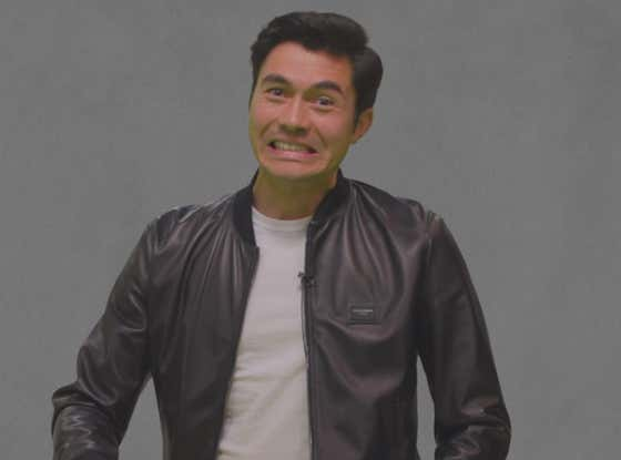 Henry Golding Answers the Internet (& Punches Me and Feits in the Balls)