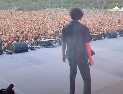 Awesome Video Of Jack Harlow Walking Out To A Crowd Of 100,000 People At Lollapalooza