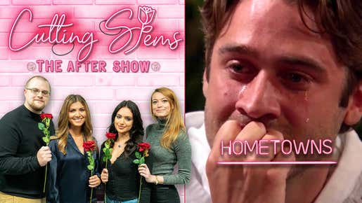 Cutting Stems: The After Show Week 9 REPLAY
