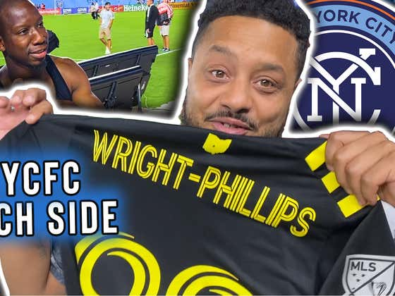 GETTING THAT NEW YORK LOVE WHILE NYCFC BATTER COLUMBUS 4-1 AT YANKEE STADIUM | MATCHDAYS WITH TROOPZ