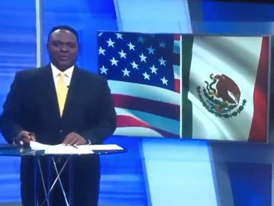 This Sacramento News Guy Breaking Down USMNT's Win Over Mexico Makes The 'Boom Goes The Dynamite' Dude Look Elite