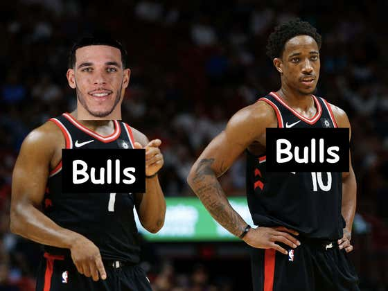Call Me Crazy But I Think The Chicago Bulls Just Finished The Fastest Rebuild In The History Of Professional Sports