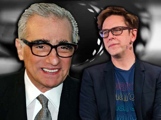 James Gunn Says Martin Scorsese Is Only Bashing Marvel For Attention