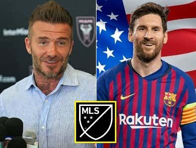 Messi to MLS - Who Says No?
