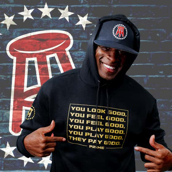 Deion Sanders Is The Most Optimistic Employee At Barstool By A Mile