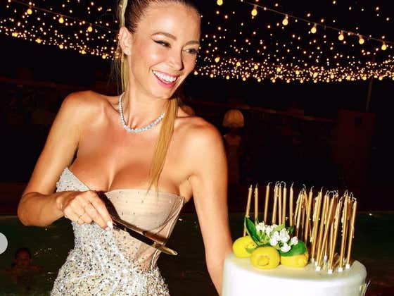 Let's All Join In Together To Wish Diletta Leotta A Happy 30th Birthday