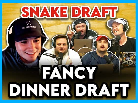 A Nice Fancy Dinner Draft (ft. Frankie Borrelli): White Sox Dave & Chief Go At Each others Neck Over An Appetizer