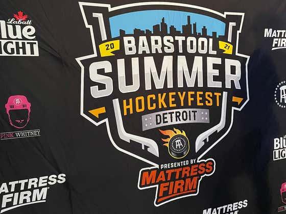 Part I Of The $EBR HockeyFest Top Ten