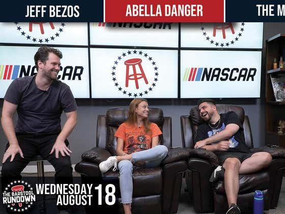Barstool Rundown - August 18, 2021