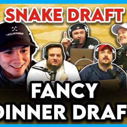 Dog Walk Snake Draft