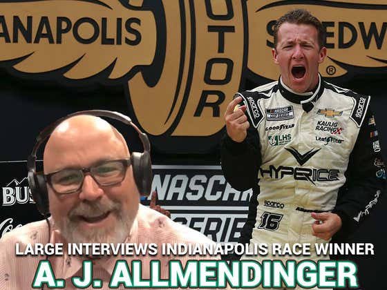 Barstool Racing with 'The Dinger'