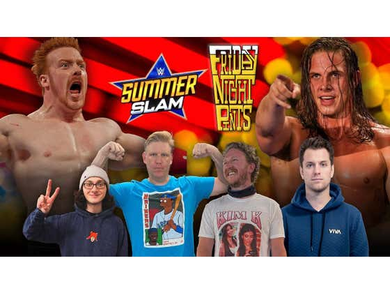 Friday Night Pints Presented by WWE SummerSlam