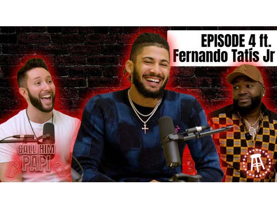 Call Him Papi - Episode 4: Fernando Tatis Jr. Is the Face of Baseball and He Knows It