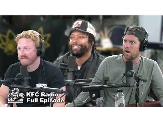 Is the Milk Crate Challenge the Greatest Internet Challenge? Ft DeRay Davis | KFC Radio Full Episode