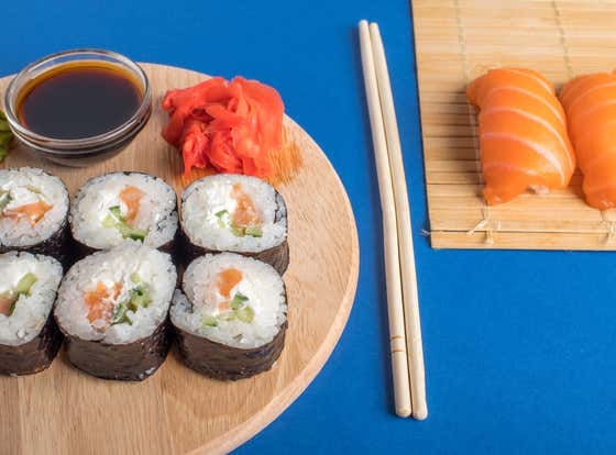 The Real Reason You Get Ginger With Your Sushi