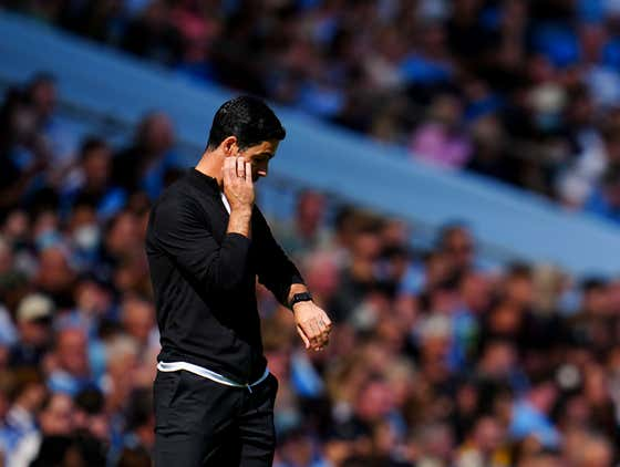 ARTETA SHOULDN'T GET ON THE BUS WITH A JOB!!