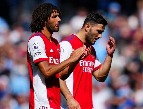 A Day On And Still Wondering How Kolasinac Started City Away   Player Ratings For Man City Vs Arsenal