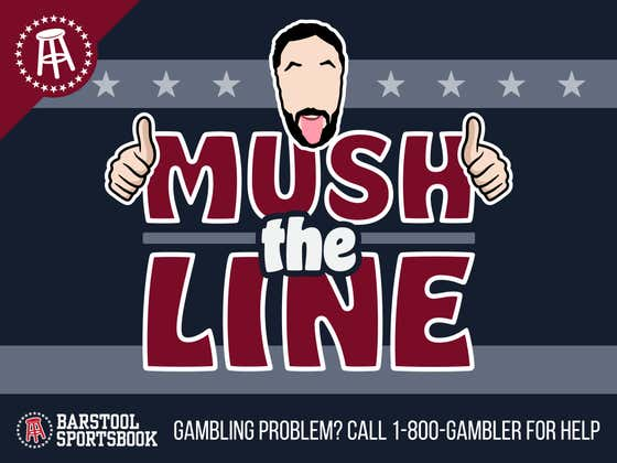 Mush The Line - Featuring Angelina and PFT